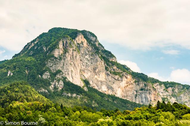 Simon Bourne, photography, photographer, north London, portfolio, image, landscape, Monte Lefre, Italy, Nikon, Trentino, mountain, trees, alpine, Dolomites, Valsugana