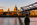 Simon Bourne, photography, photographer, north London, portfolio, image, landscape, structure, bridge, River Thames, river, dusk, sunset, Nikon, Millennium Bridge, long exposure, St Paul's Cathedral, orange glow, lights, night