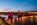 Simon Bourne, photography, photographer, London, portfolio, image, central London, River Thames, Southwark Bridge, St Paul's Cathedral, buses, boats, dusk, sunset, night, long exposure, landscape, reflection, Nikon, lights, traffic trails, purple light