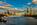 Simon Bourne, photography, photographer, north London, portfolio, image, landscape, structure, bridge, River Thames, river, dusk, sunset, Nikon, Blackfriars Bridge, St Paul's Cathedral, The Shard, The City, long exposure